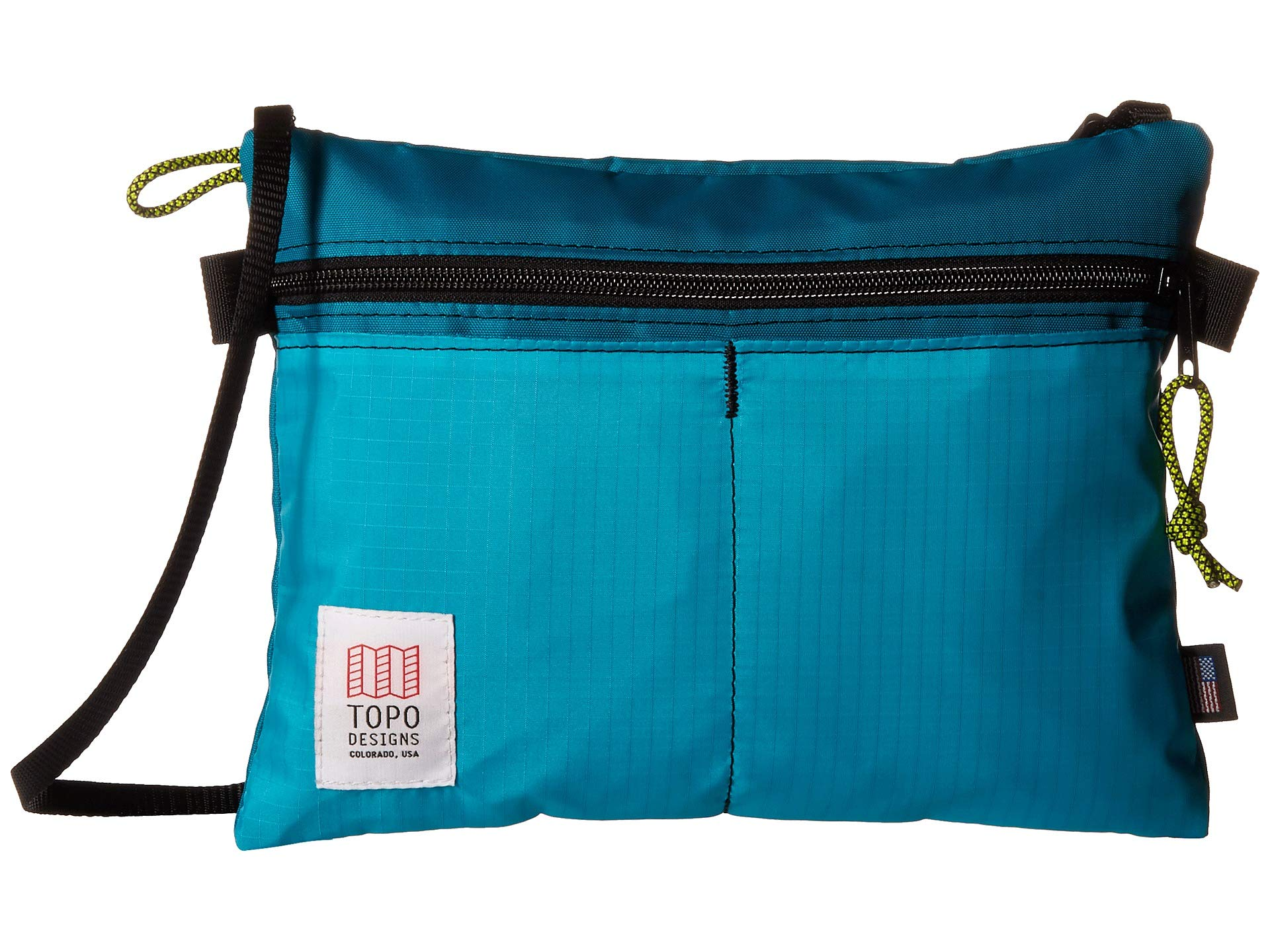 Accessory Designs Topo Shoulder Turquoise Bag A1FfF
