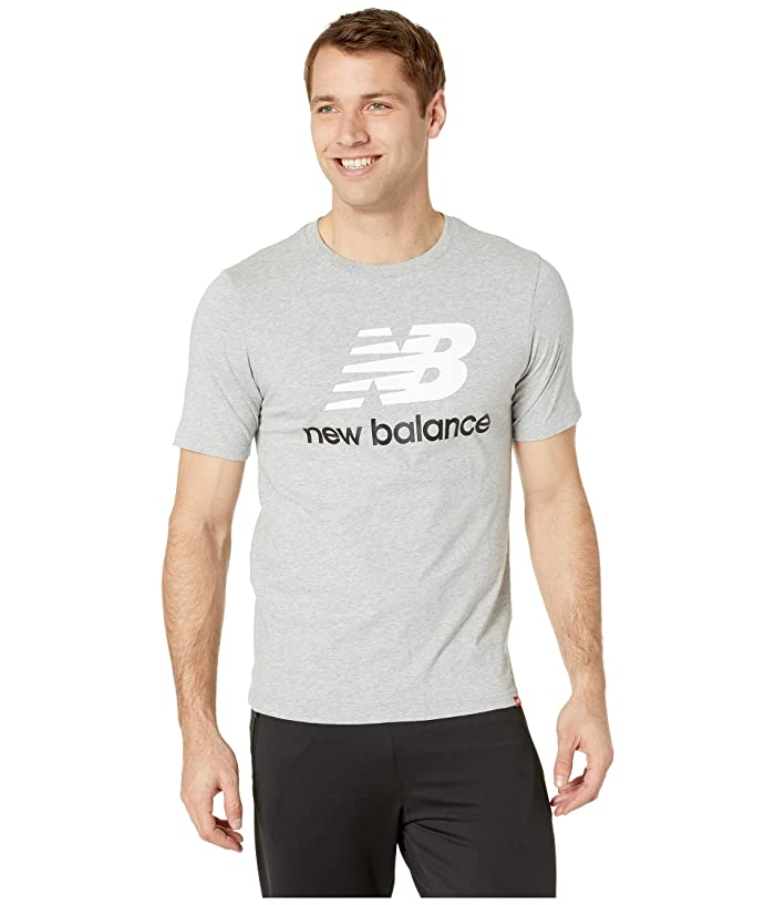 09cf5b4544b62 New Balance Essentials Stacked Logo Tee | 6pm