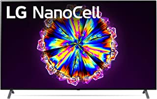 LG 75 Inch TV NanoCell Real 4K, a7 Gen3 Processor, Dolby Vision IQ & Dolby Atmos, Cinema HDR/HFR (HFR - HDMi Only), Airpla...