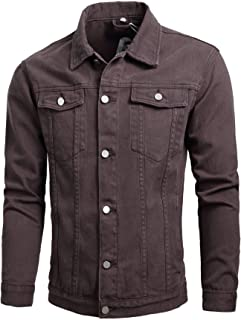 522807b8c15 Amazon.com  Browns - Denim   Lightweight Jackets  Clothing