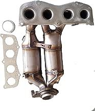 Roadstar Front Exhaust Manifold Catalytic Converter w/Gasket for 2001-2003 Toyota Rav4
