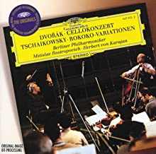 variations on a rococo theme by tchaikovsky