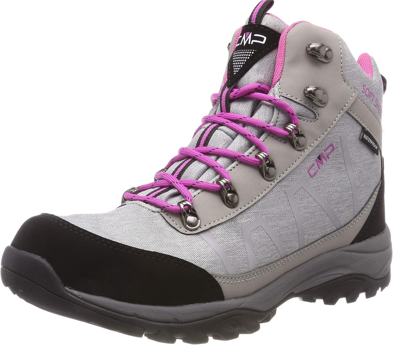 CMP Damen Soft Naos Trekking-& Wanderstiefel  | Wir haben von unseren Kunden Lob erhalten.  | Um Eine Hohe Bewunderung Gewinnen Und Ist Weit Verbreitet Trusted In-und   | Gutes Design