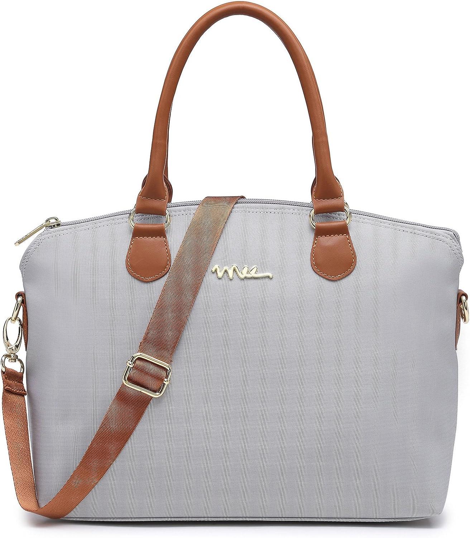NNEE Water Resistance Nylon New Free Shipping Top Handle Mult In stock Satchel Handbag with