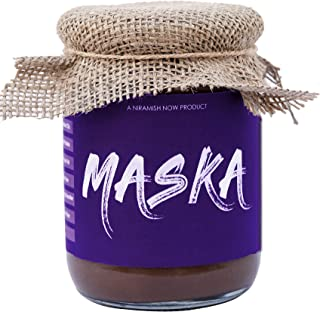 Maska Peanut Butter Choco - Crunch 500 GMS (Gluten Free / Plant Based Protein / Vegetarian/ Keto Friendly)