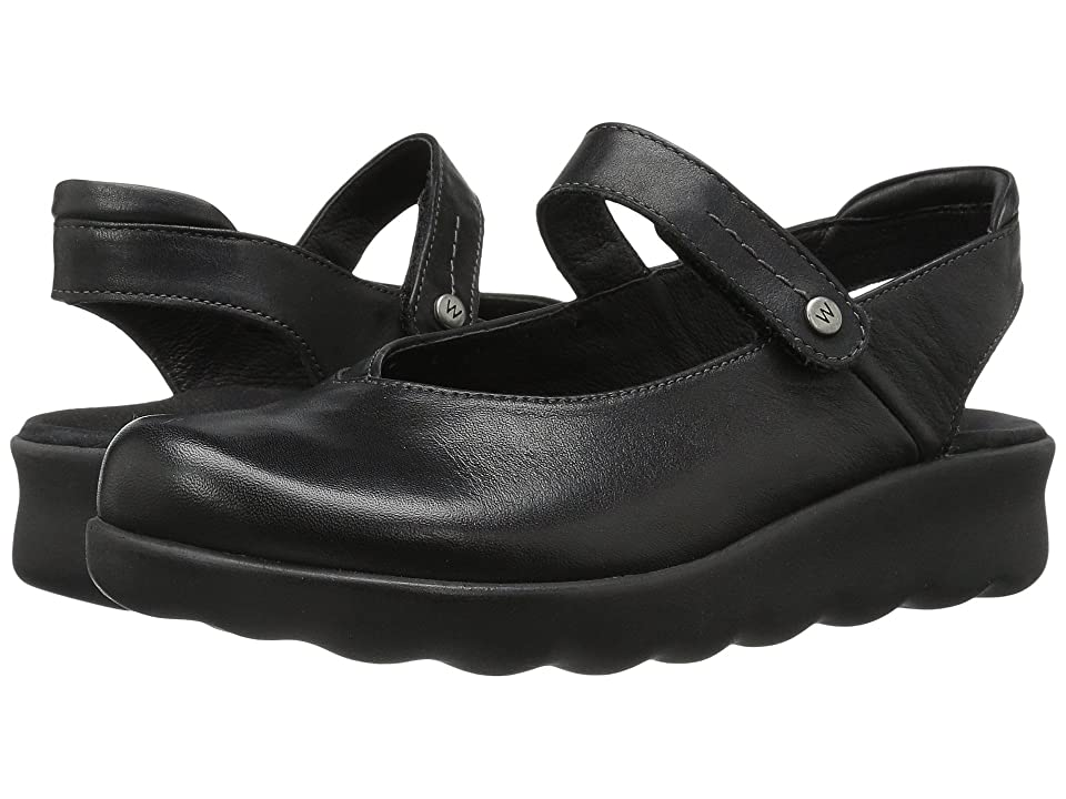 Wolky Drio (Black) Women