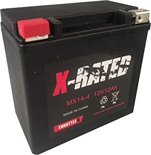 MX14-BS AGM Replacement Battery