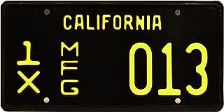 Celebrity Machines Mustang GT 350   Shelby Cobra   Metallkennzeichen gestempelt