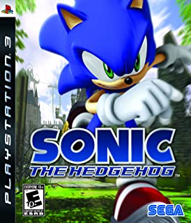Sonic the Hedgehog - Playstation 3