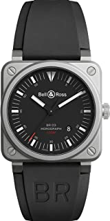 Mens Bell & Ross BR03-92 Horograph Watch