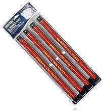 com-four® 4X Portaherramientas magnético - Banda magnética para Herramientas - Carril magnético para el Taller - Almacenam...
