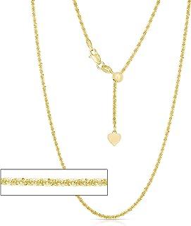 DiamondJewelryNY Silver Chain 7.3MM Silver Cuban Curb 20 inches Long