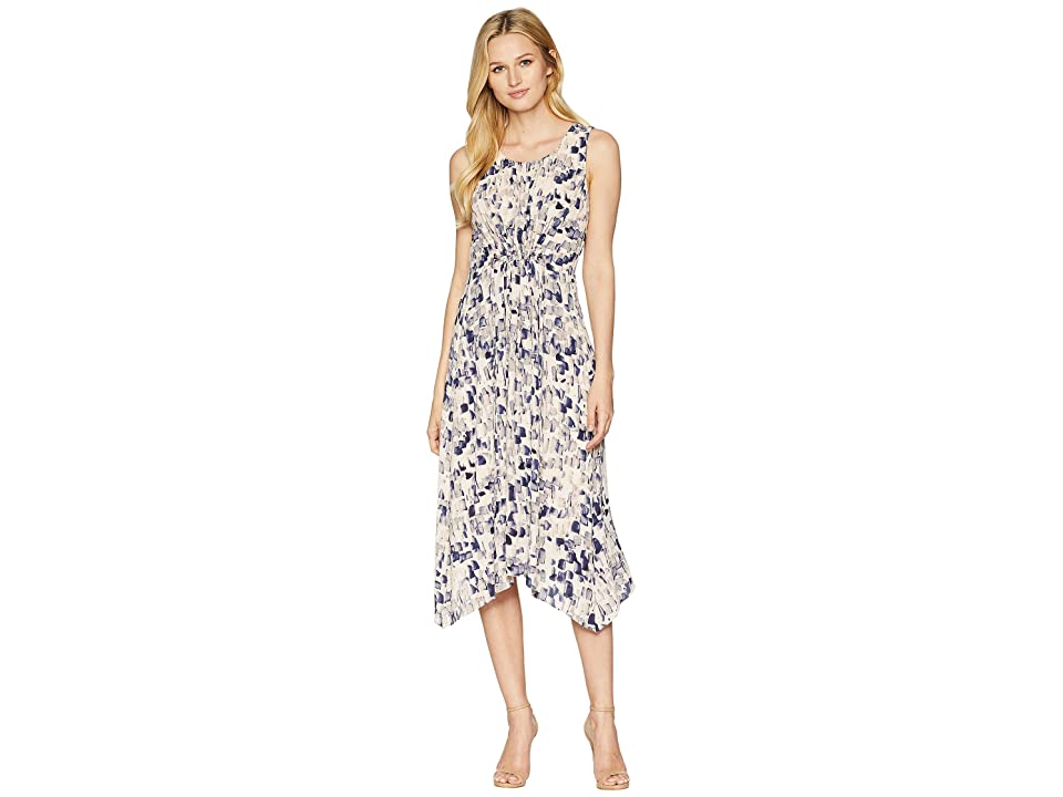 NIC+ZOE Petal or Nothing Dress (Multi) Women