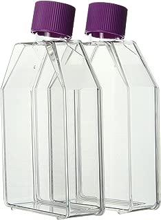IWAKI 組織培養用フラスコ(付着性細胞用)150cm2 ベントキャップ付 40個 3133-150