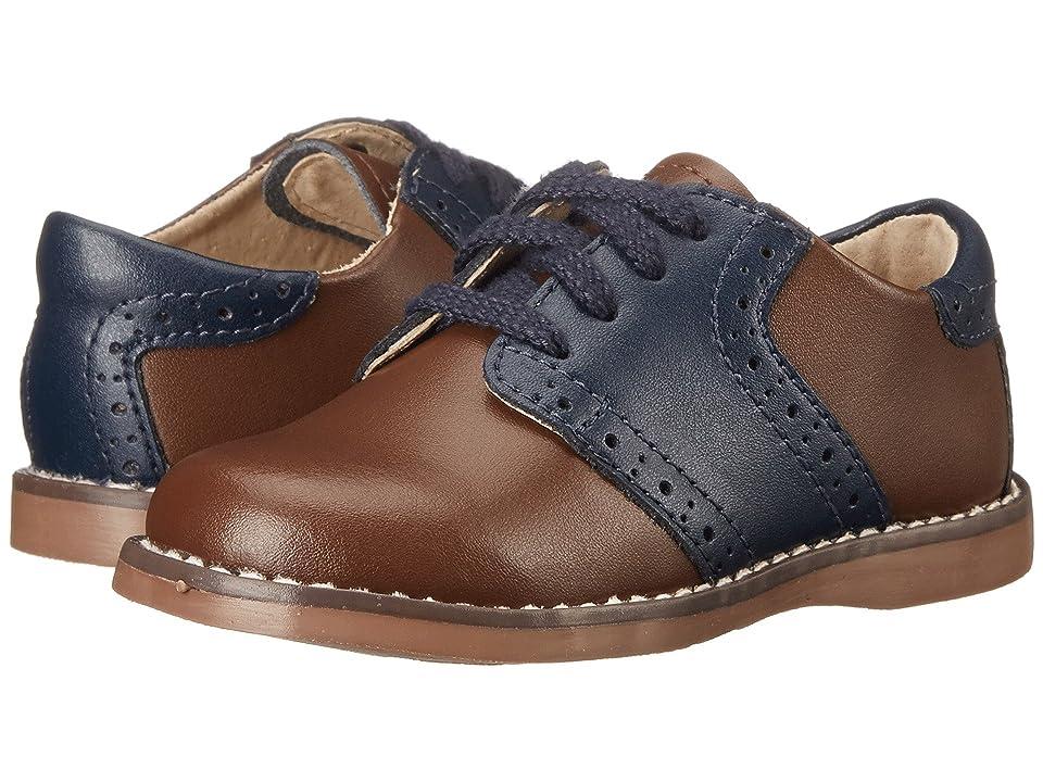 Vintage Style Children's Clothing: Girls, Boys, Baby, Toddler FootMates - Connor 2 ToddlerLittle Kid TaffyRoyal Boys Shoes $59.95 AT vintagedancer.com