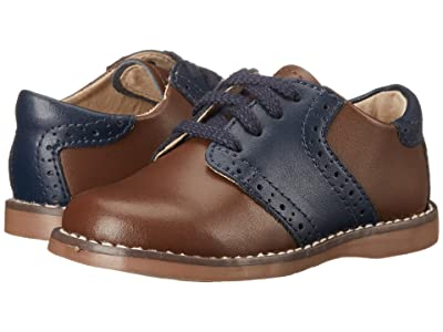 FootMates Connor 2 (Toddler/Little Kid) (Taffy/Royal) Boys Shoes