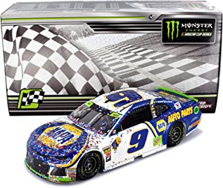Lionel Racing Chase Elliott 2018 Dover Win NAPA Raced Version NASCAR Diecast Car 1:24 Scale