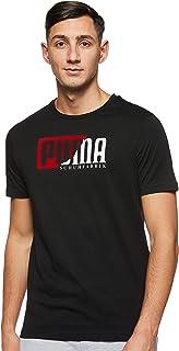 Puma Men's Flock Graphic T-Shirt