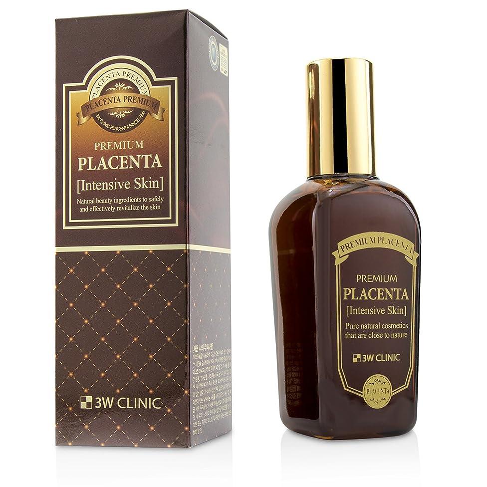 価値放映ハイランド3Wクリニック Premium Placenta Intensive Skin 145ml/4.83oz並行輸入品