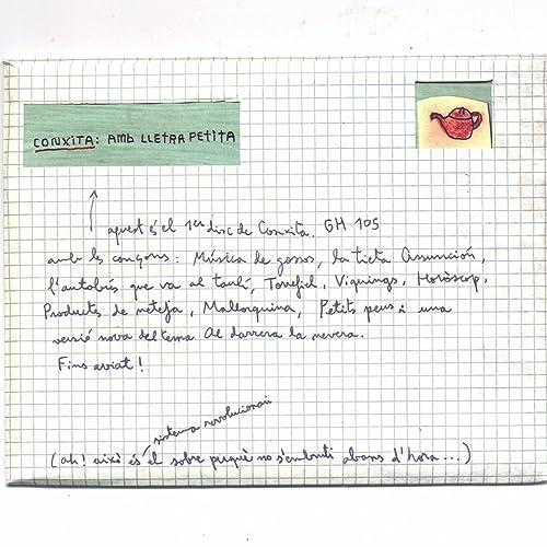 Amb lletra petita de Conxita en Amazon Music - Amazon.es