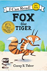 Fox the Tiger (My First I Can Read) Kindle Edition