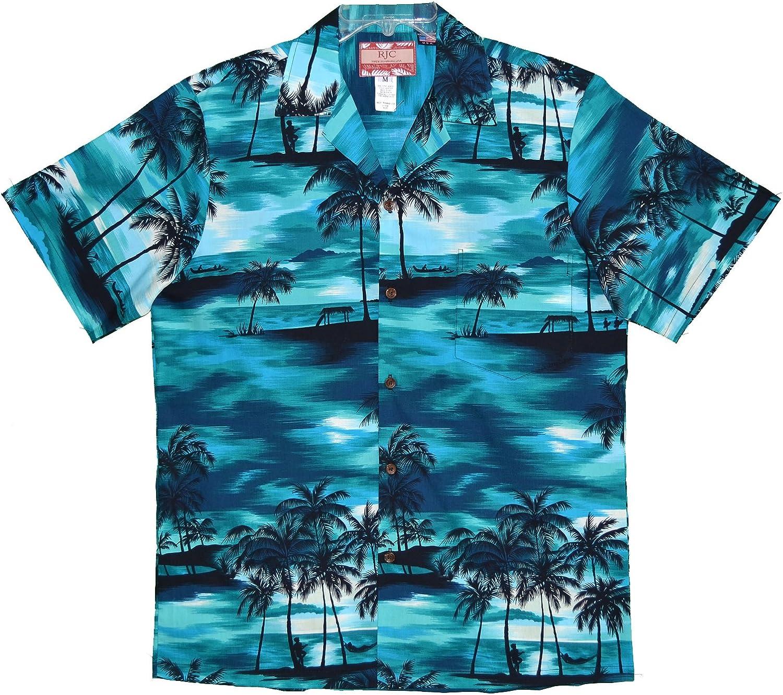 RJC Mens Night Time Surf Shirt