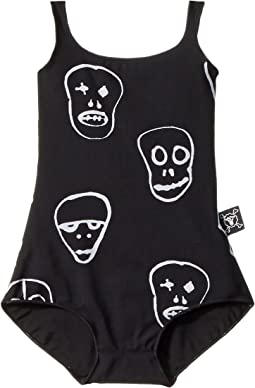 Nununu - Skull Mask Swimsuit (Infant/Toddler/Little Kids)
