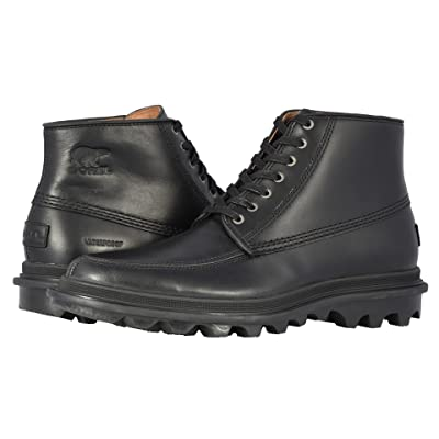 SOREL Acetm Chukka Waterproof (Black) Men