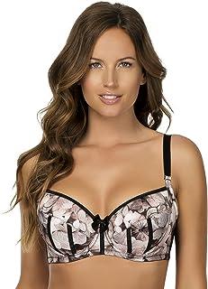 b7d769b26913e Amazon.com  Demi   Balconette - Bras   Lingerie  Clothing