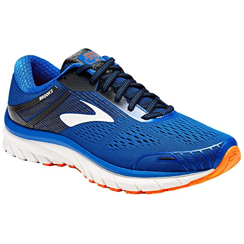 8912160390726 Brooks Men Adrenaline GTS 18 Running Shoes (10.5 4E US