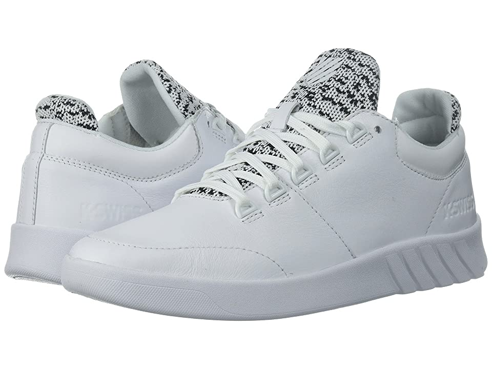 K-Swiss Aero Trainer (White/Black) Men