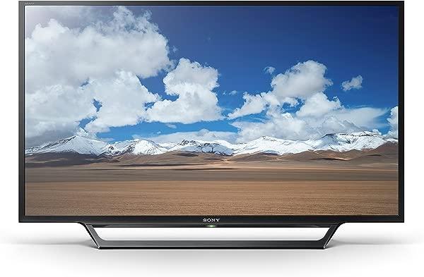 Sony KDL32W600D 32 Inch HD Smart TV Black