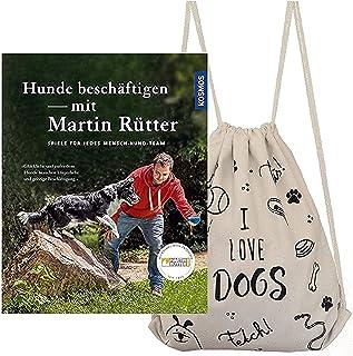 Kosmos hundar sysselsätter med Martin-rökare + snygg hundpåse och gratis hundbollboll för tandvård
