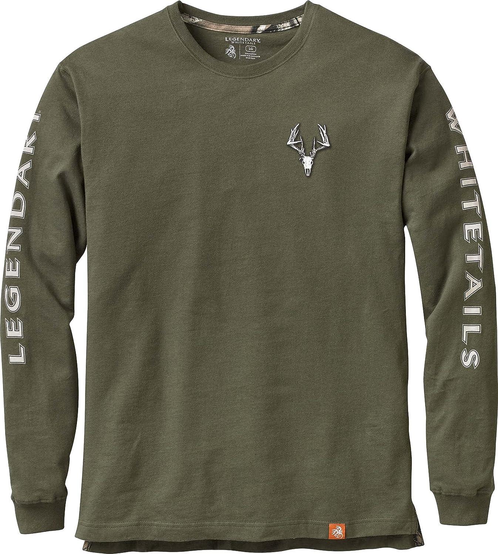 Legendary Whitetails Men's Non-Typical Long Sleeve T-Shirt