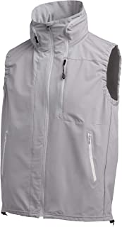 Descente Men's x DSPTCH Packable Water Repellent Vest for Hiking and Travel