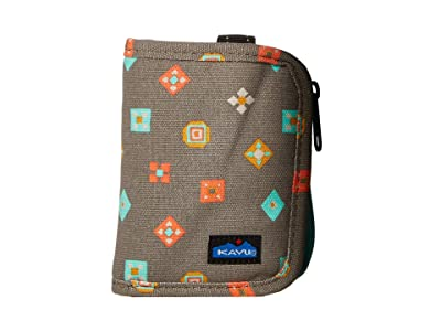 KAVU Zippy Wallet (Fun Foulard) Bags