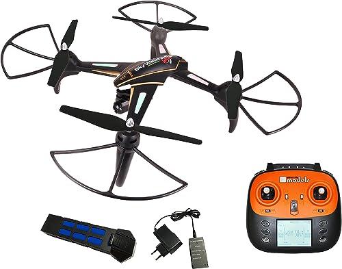 df models Sky Watcher Race XL ( RTF und FPV Quadrocopter mit schwenkbarer Kamera)