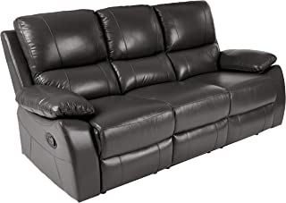 Best real leather reclining sofa Reviews