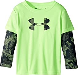 Under Armour Kids - Utility Camo Big Logo Slider (Toddler)