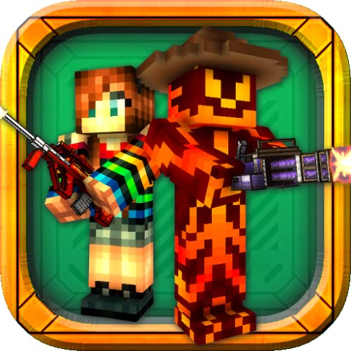 Block Force - Pixel Style Gun Shooter Game & Survival Multiplayer