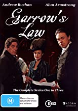 Garrow's Law Series 1-3   6 Discs   NON-USA Format   PAL   Region 4 Import - Australia