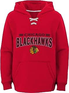 NHL Teen-Boys Standard Issue Fleece Hoodie