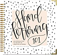 Best hand lettering 201 intermediate lettering and design basics Reviews