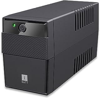 iBall Nirantar UPS 650 Uninterruptible Power Supply, 650VA UPS
