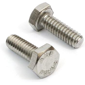 DURA-CON  3//8-16 by 1-1//4  Hex Cap Screw Grade 5 Box of 100 Mudge Fasteners 211037C0125DCY