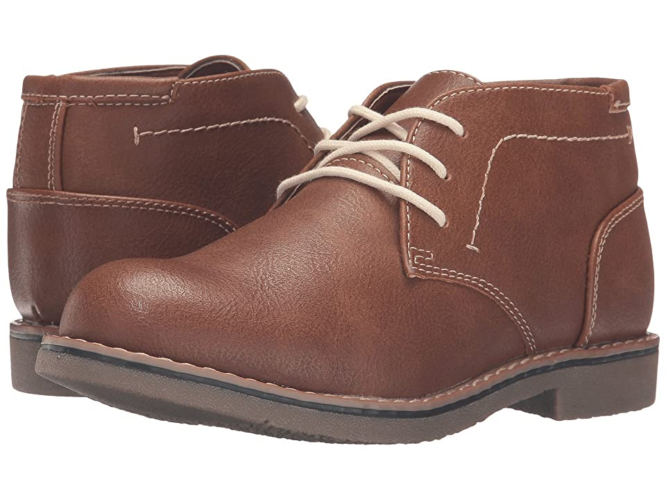 Steve Madden Kids Bchuka (Toddler/Little Kid/Big Kid) (Cognac) Boys Shoes