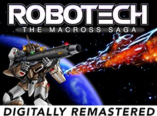 Robotech: The Complete Series - Digitally Remastered