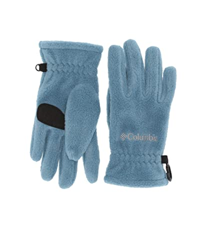Columbia Kids Fast Trektm Glove (Big Kids) (Blue Heron) Extreme Cold Weather Gloves