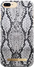 iDeal Of Sweden Fashion Case for Apple iPhone 6S Plus / 7 Plus / 8 Plus (Microfiber Lining, Qi Wireless Charging Compatible) (Python)