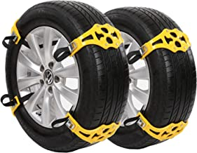 Best easy tire chains Reviews